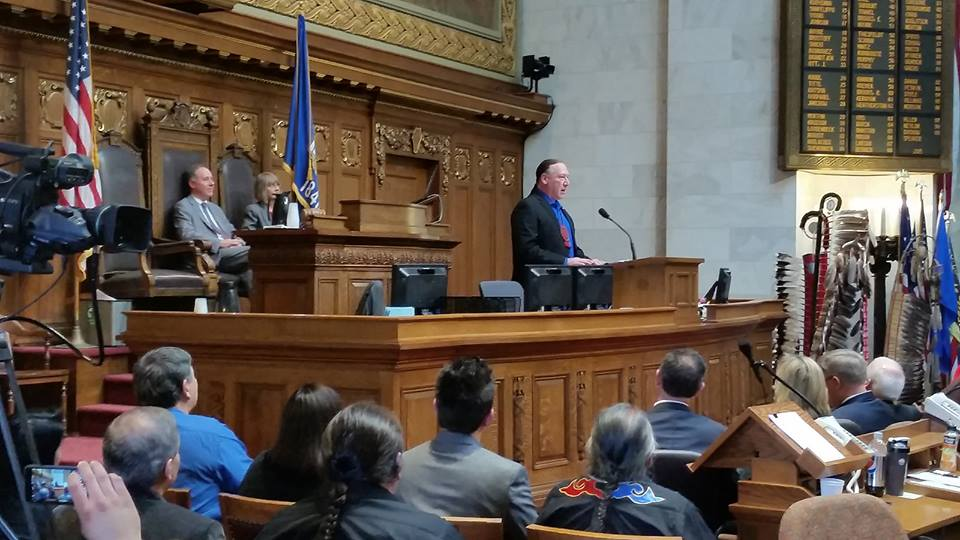 Lac Courte Oreilles leader delivers State of the Tribes address