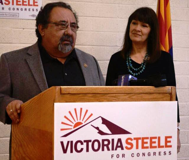 Mark Trahant: Native candidate in Arizona wins key endorsement