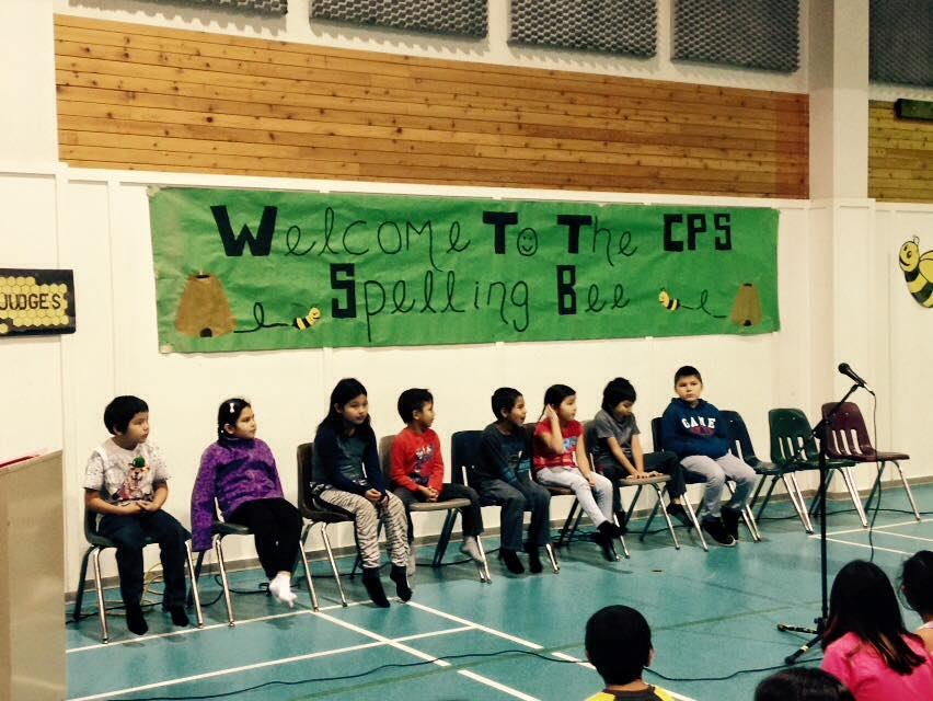 Youth prepare for inaugural First Nations Provincial Spelling Bee