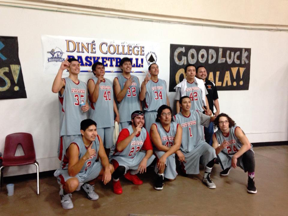 Lakota Country Times: Tribal college basketball team takes off