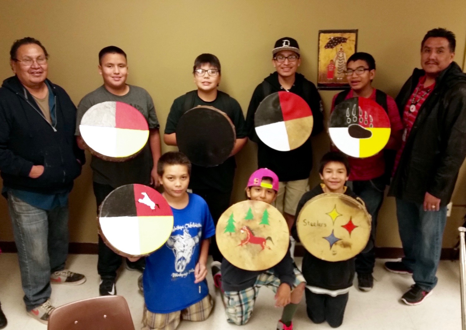 Lakota Country Times: Non-profit battles hunger at Pine Ridge