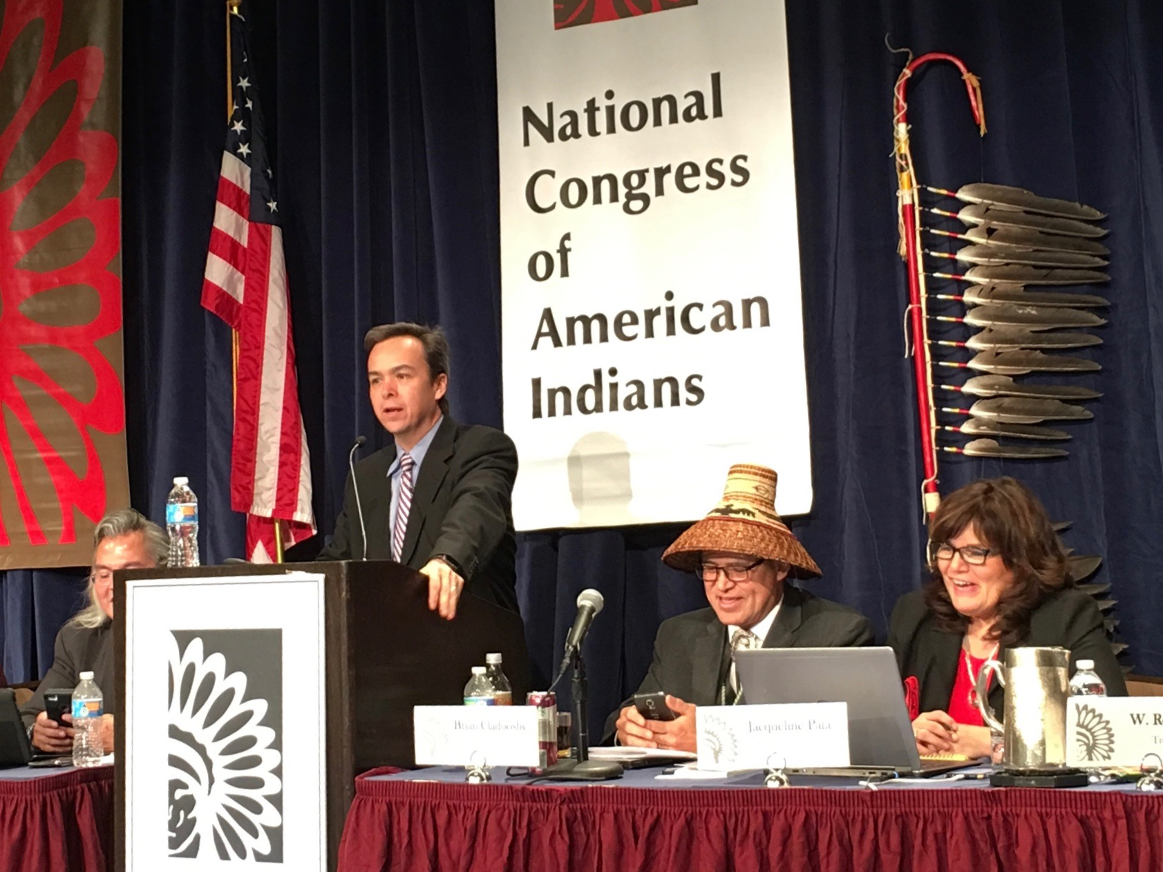Bureau of Indian Affairs within reach of land-into-trust milestone
