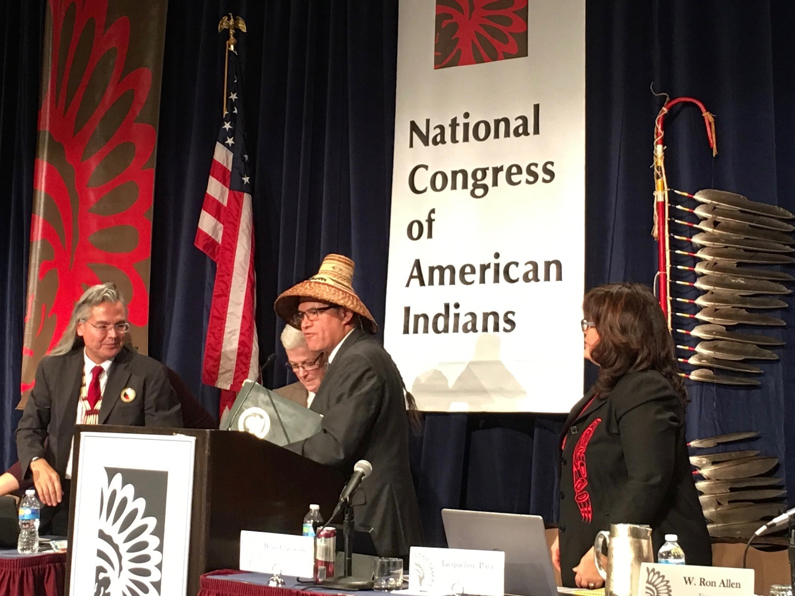 Updates from National Congress of American Indians winter session in D.C.