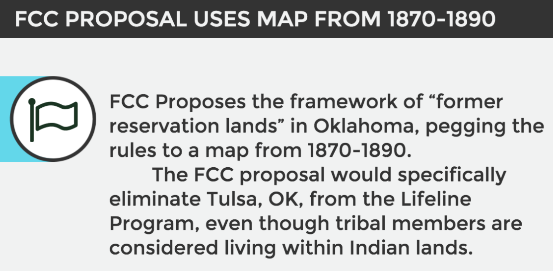 Opinion: Don't let FCC cut off Lifeline on Oklahoma tribal lands