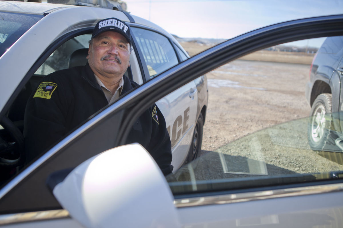 Lakota Country Times: Oglala Lakota County gets police vehicles