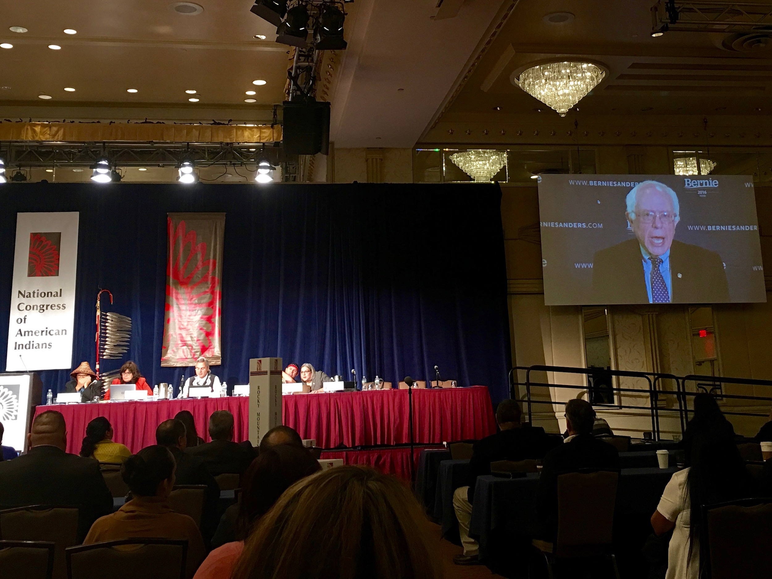 Updates from National Congress of American Indians DC session