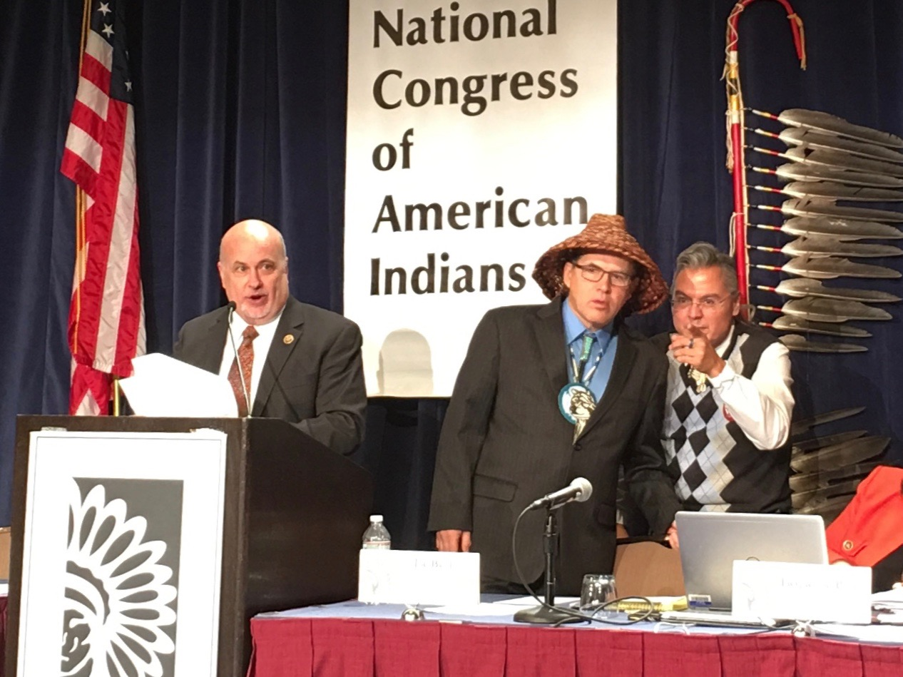 Tribal Marijuana Sovereignty Act protects federal funds for tribes