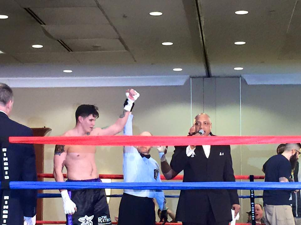 Onondaga Nation boxer wins first match after overcoming huge setback