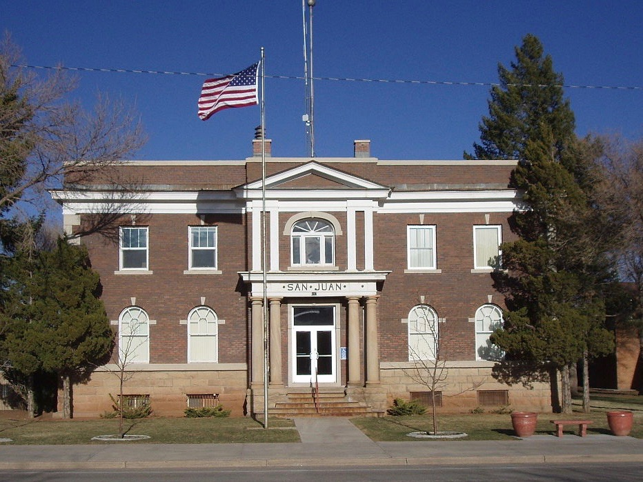 Navajo citizens sue county in Utah for making it difficult to vote
