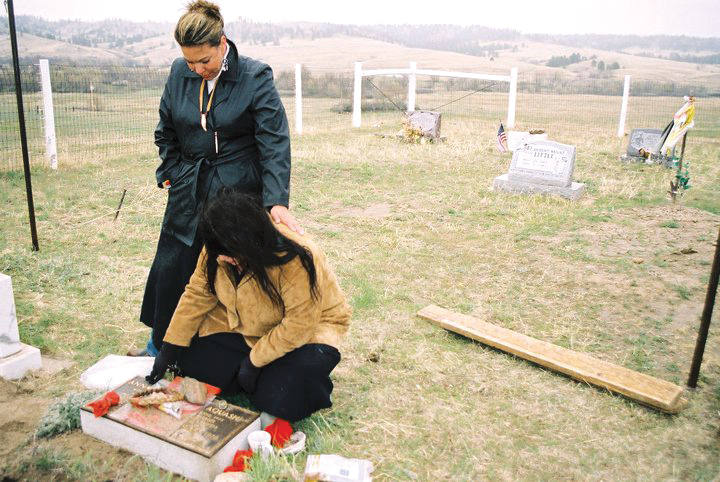 Native Sun News: Murder of Anna Mae still leaves open questions