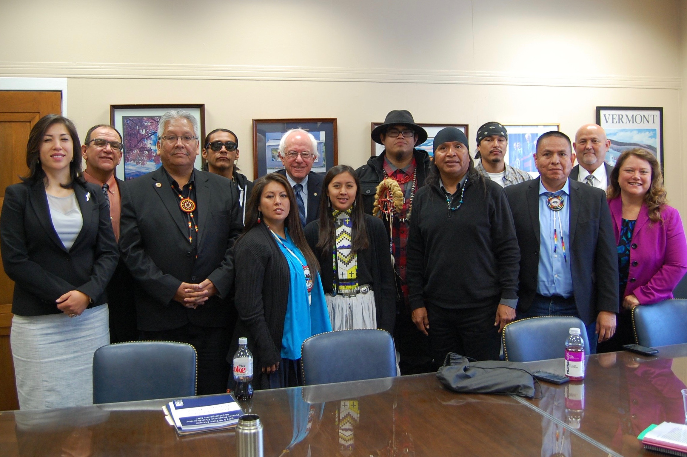 Stephen Fox: Bernie Sanders works to protect sacred Apache site