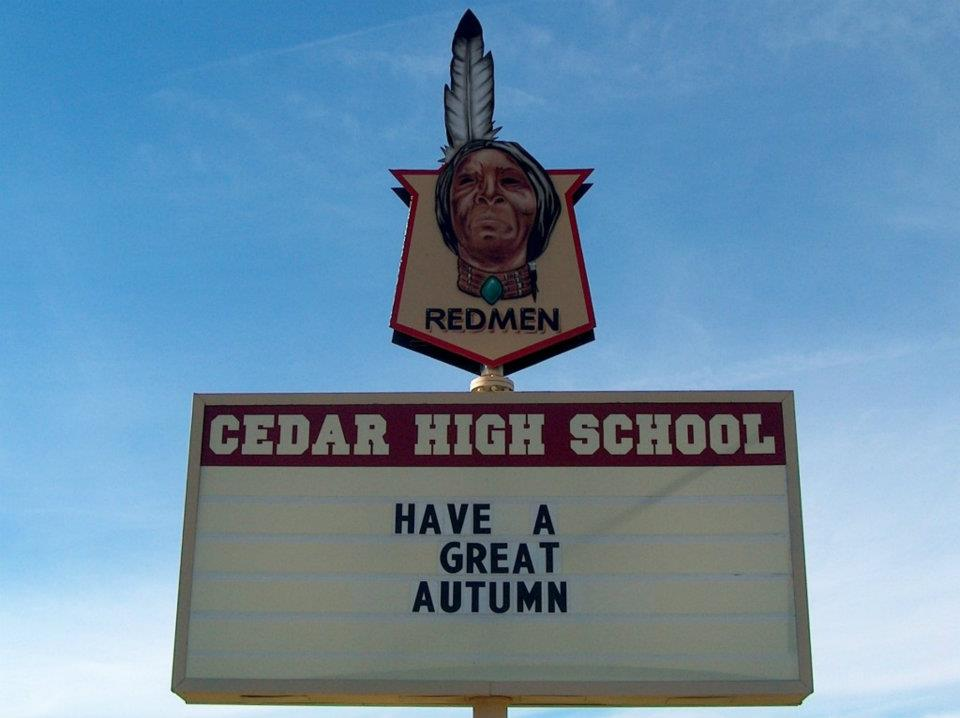Paiute Tribe upset by performance of 'Redmen' high school group