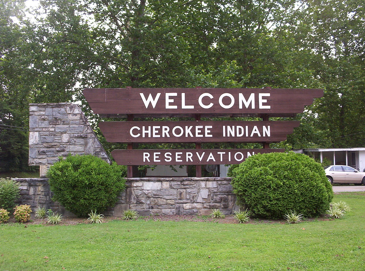Eastern Band of Cherokee Indians clarifies official name and seal