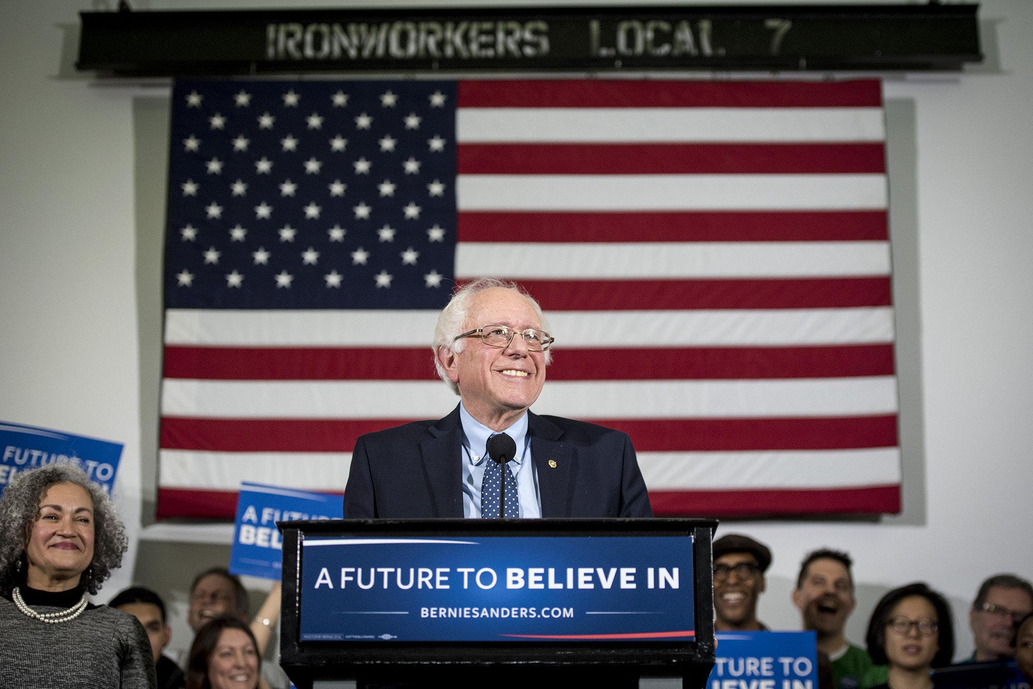 Mark Trahant: Bernie Sanders is paying attention to Indian Country