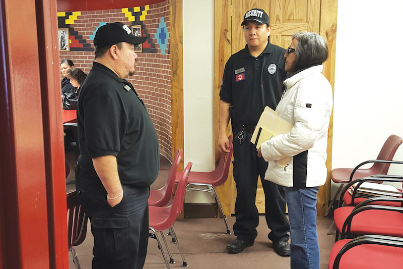 Native Sun News: Oglala Sioux Tribe questions business proposal
