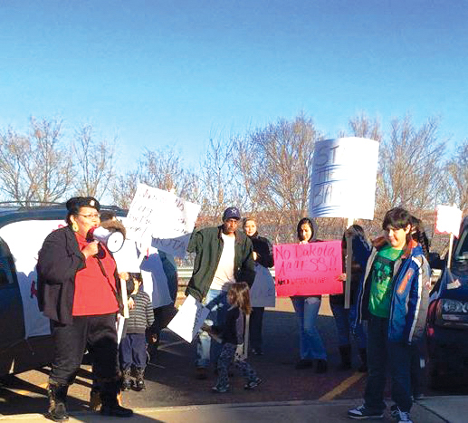 Native Sun News: Standing Rock Sioux Tribe battles pipeline plan