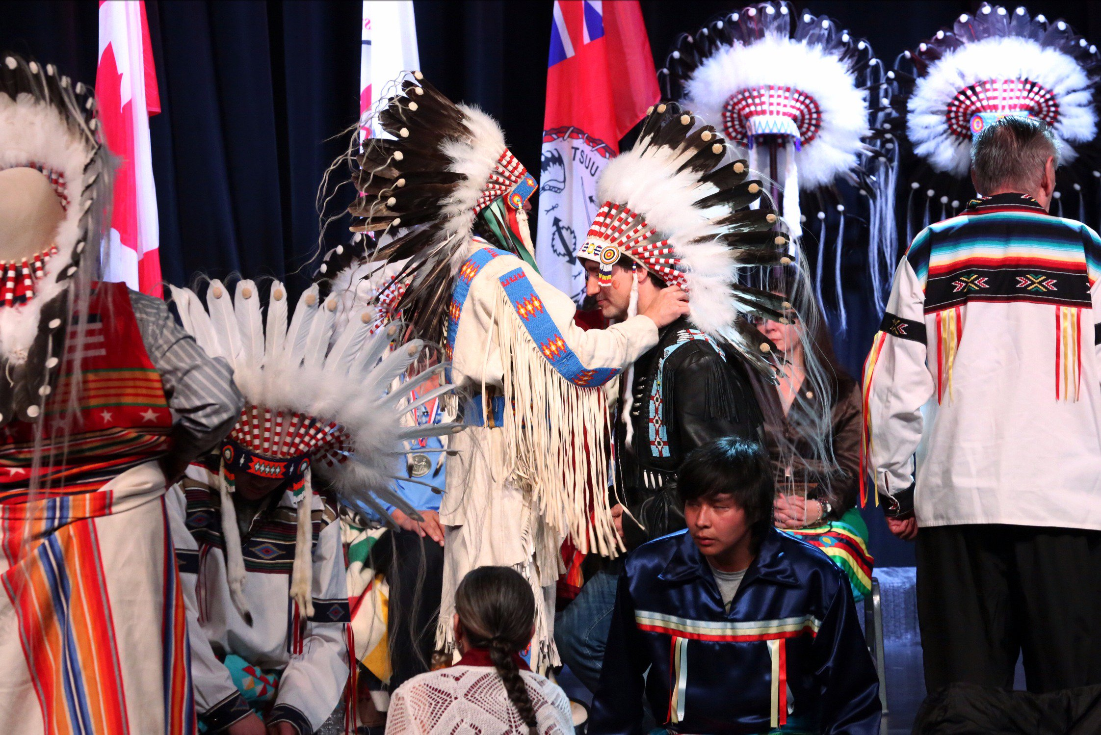 Canada to support United Nations Declaration on the Rights of Indigenous Peoples