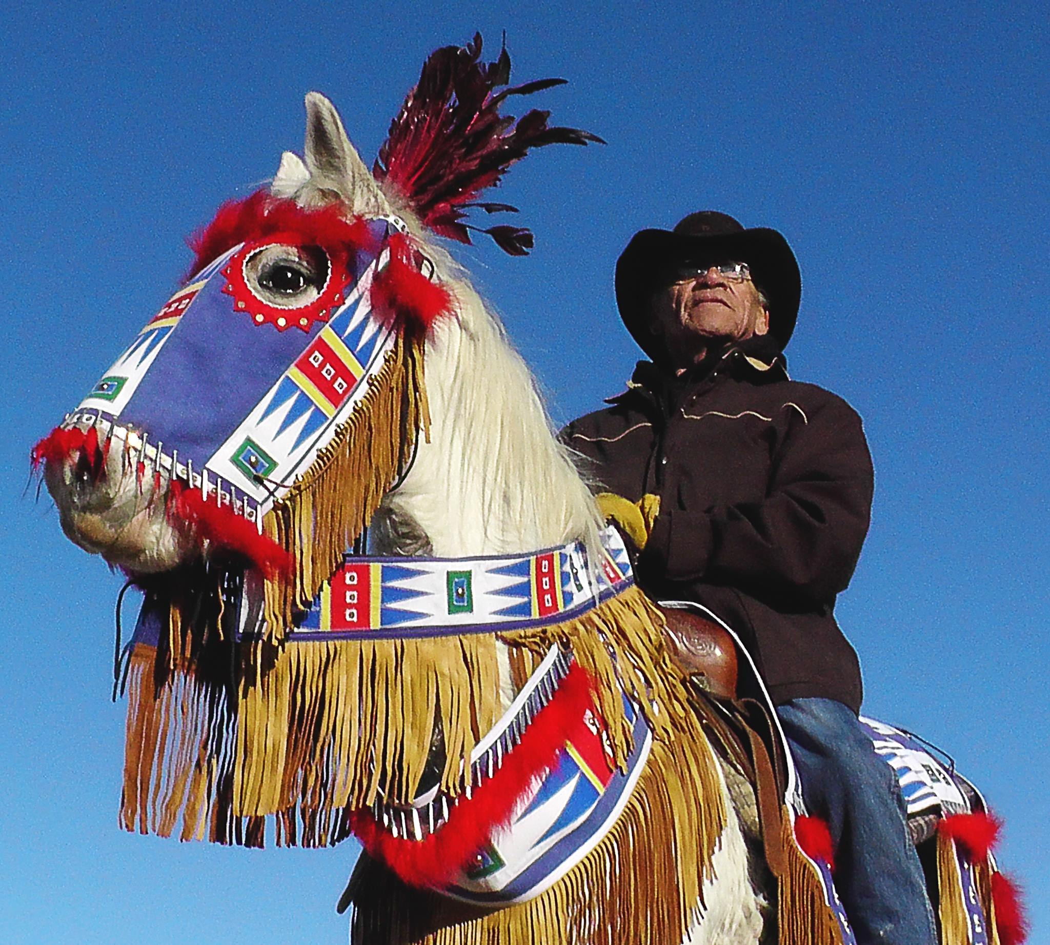 Lakota Country Times: Exhibit focuses on 'Horse Nation' traditions