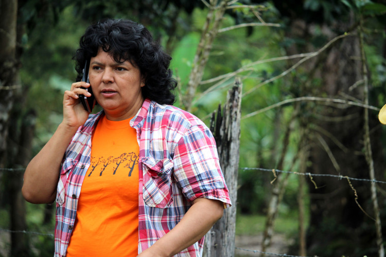 Steven Newcomb: Code of domination killed activist Berta Caceres