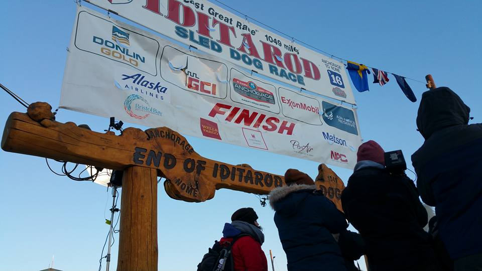 Alaska Native man charged for incident along Iditarod race trail