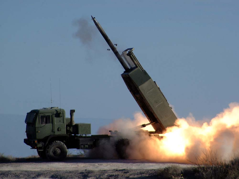 Nisqually Tribe objects to tests of rocket system at military base