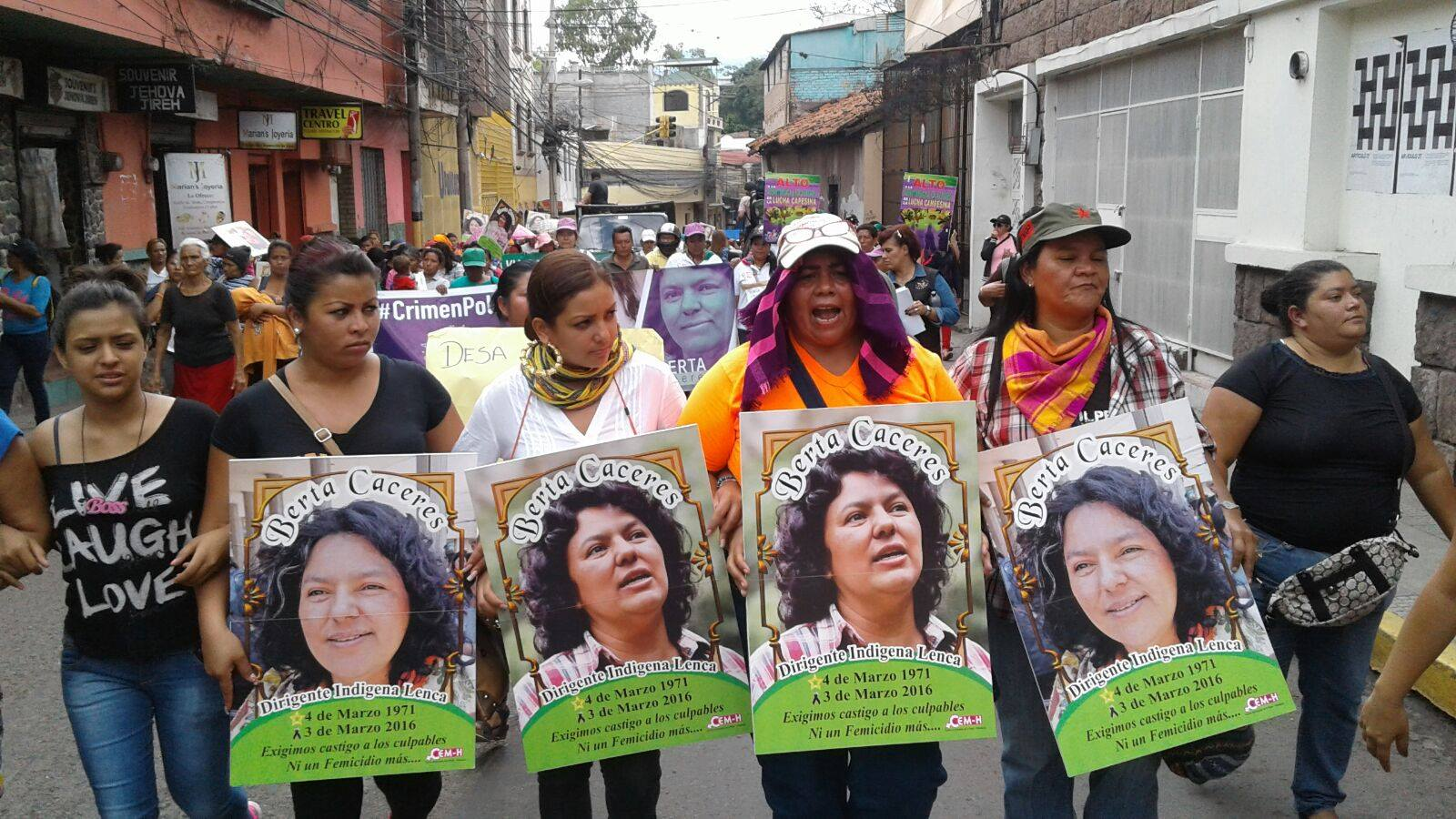 Alarms raised as another Indian leader in Honduras is murdered