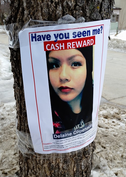 Sad news as body of missing Native teen girl is found in Ontario