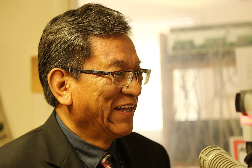 Leader of Navajo Nation pushes for action on Supreme Court pick