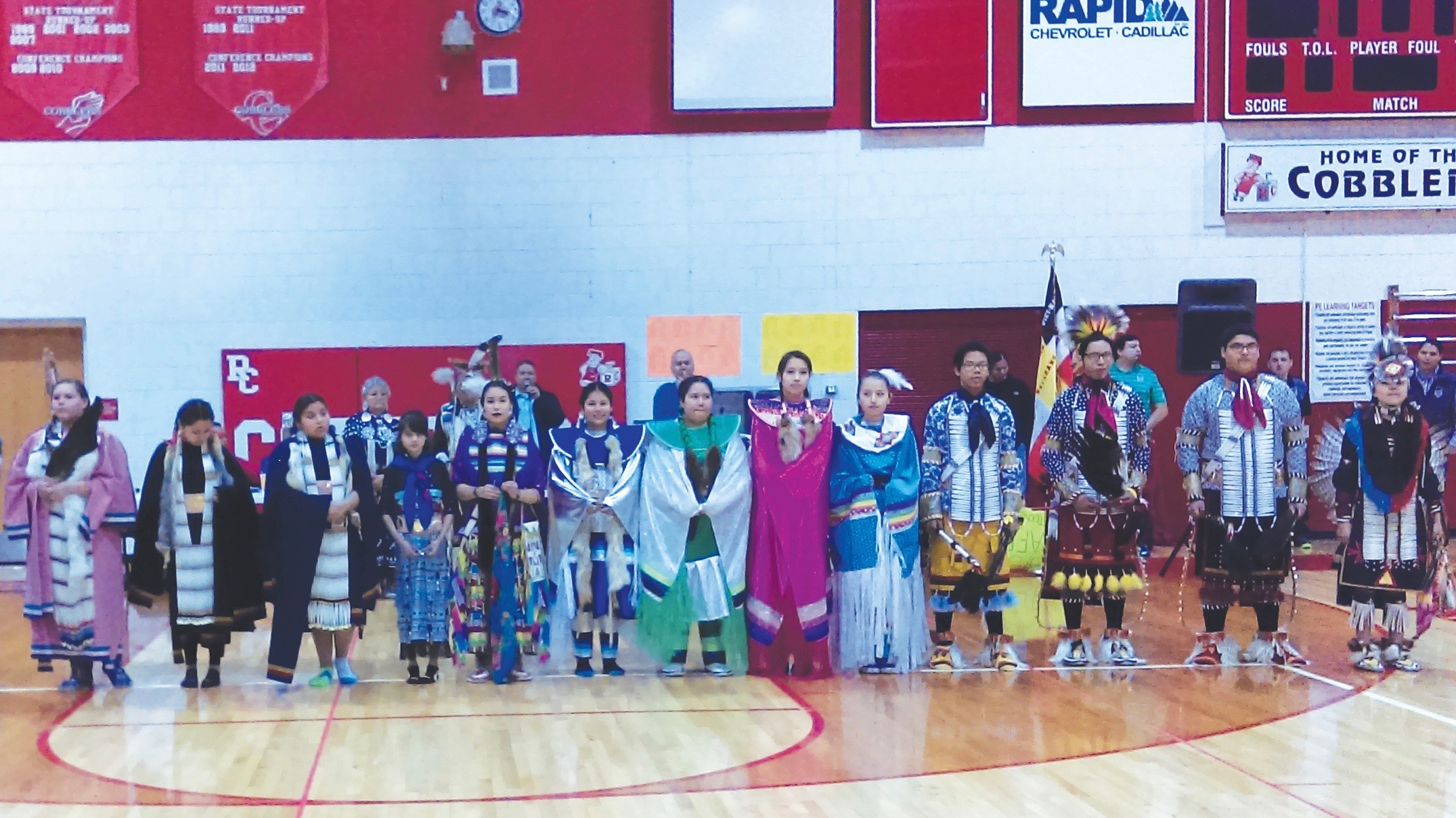 Native Sun News: Youth honored at Ateyapi powwow in Rapid City