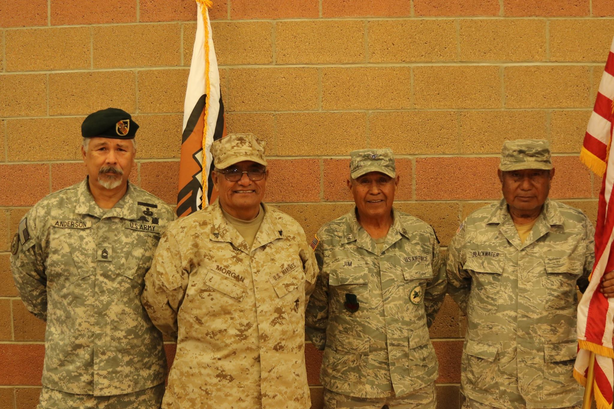 Gila River Indian Community sues over health care for veterans