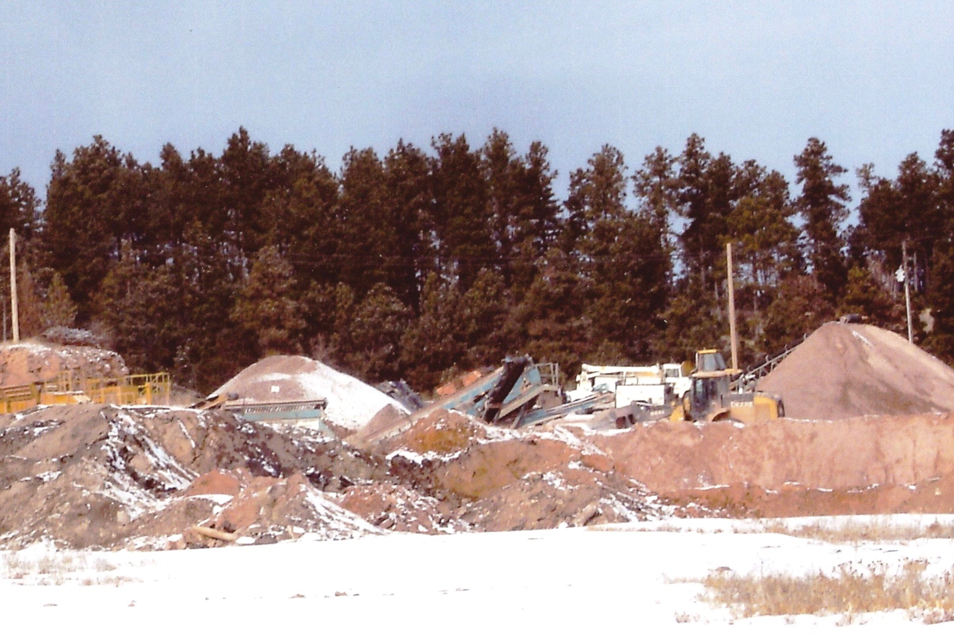 Native Sun News: Opponents fight quarry expansion in Black Hills