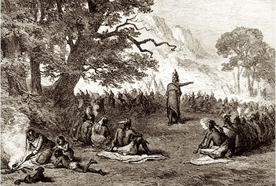 Virginia to dedicate marker at site of clashes with tribes in 1700s