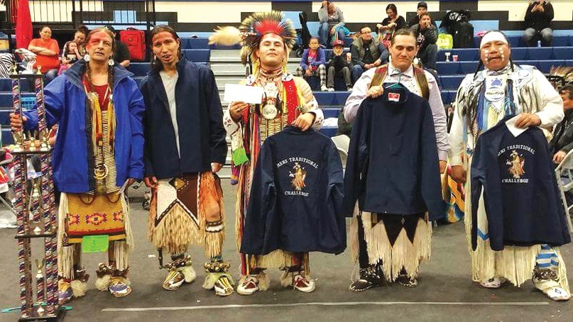 Native Sun News: Pine Ridge Reservation school hosts powwow