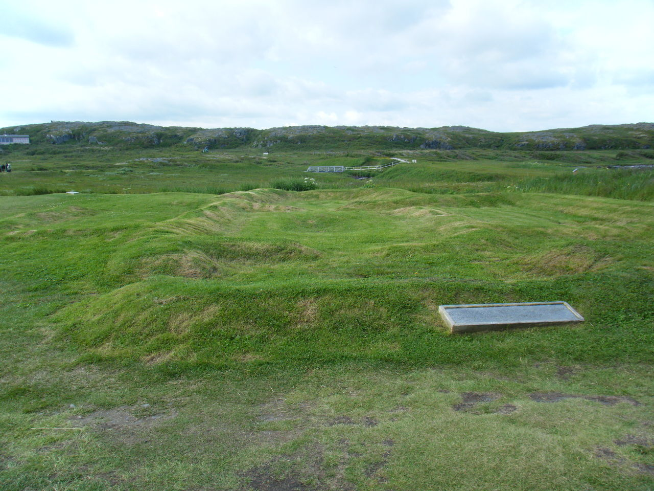 Another site in Newfoundland connected to early Viking explorers
