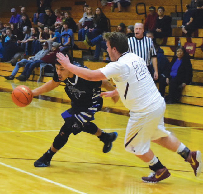 Native Sun News: Basketball star rises on Pine Ridge Reservation