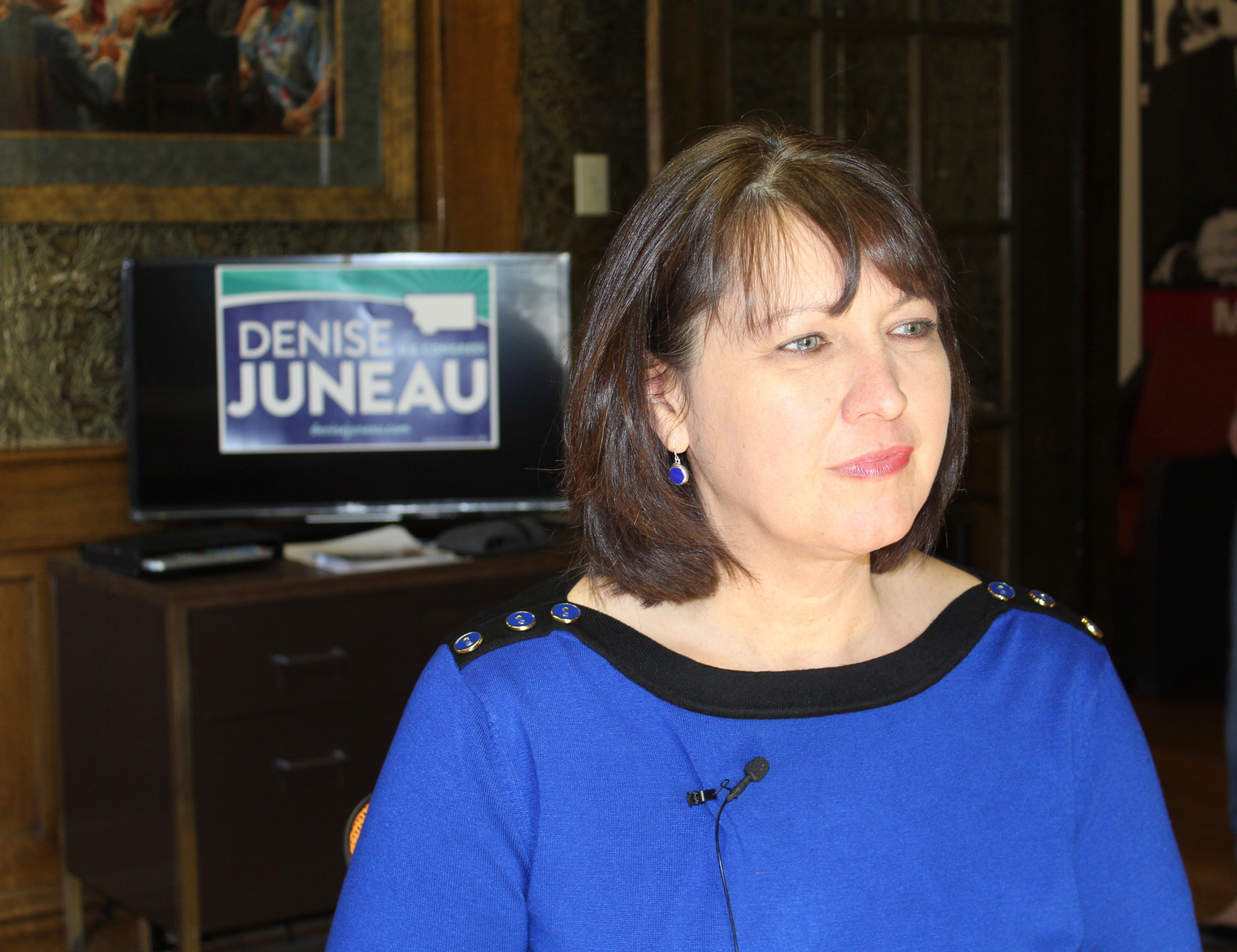 Mark Trahant: Video profile of Congressional candidate Denise Juneau
