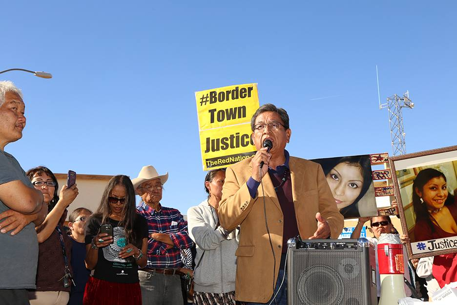 Navajo Nation leaders press DOJ to investigate fatal police shooting