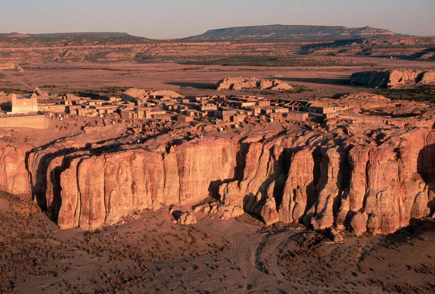 Richard Frost: Acoma Pueblo battles for control of its own story