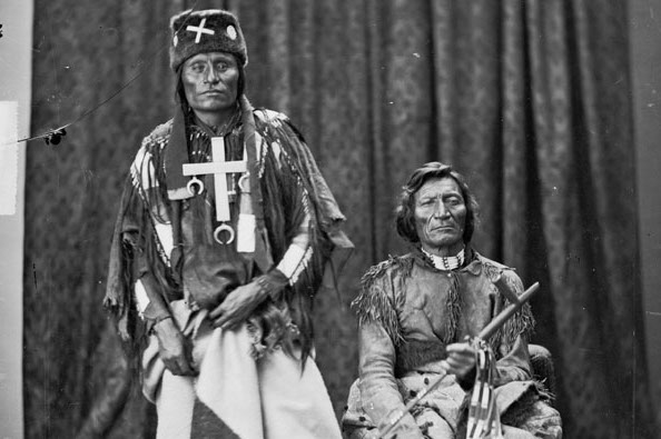 Clara Caufield: Cheyenne chief brought people back to homeland