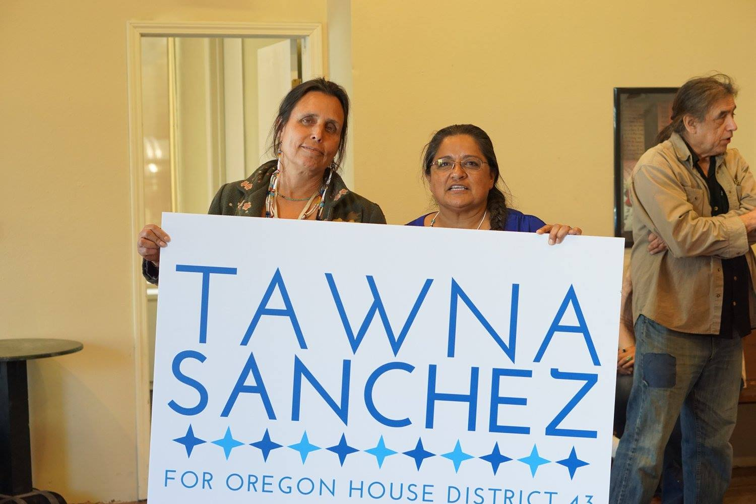 Mark Trahant: A Native vote victory for Tawna Sanchez in Oregon