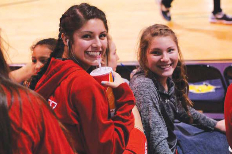 Native Sun News: Rosebud Sioux sisters carry on Lakota basketball tradition