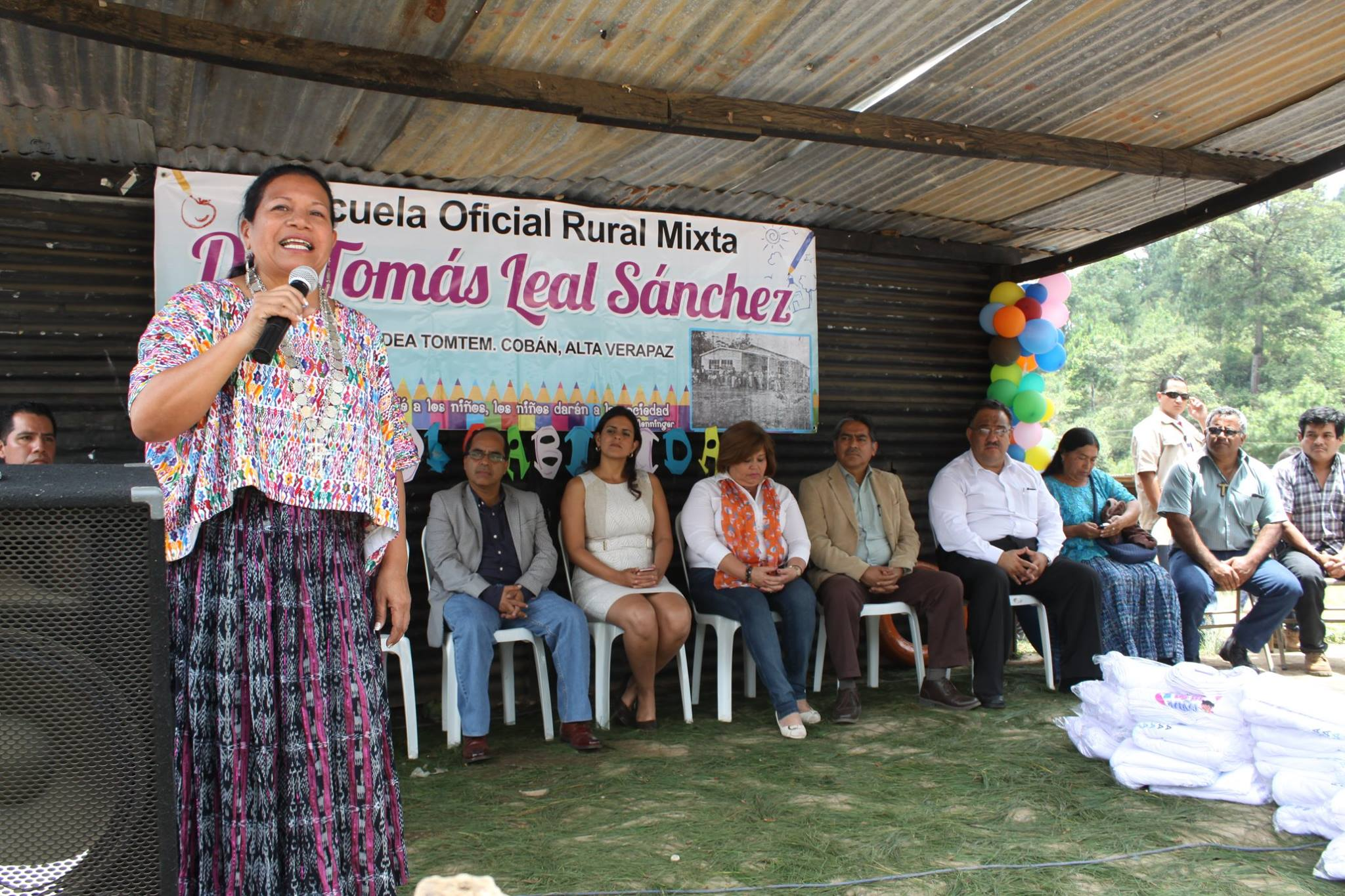 Lawmakers in Guatemala face complaint over 'stupid Indian' insult