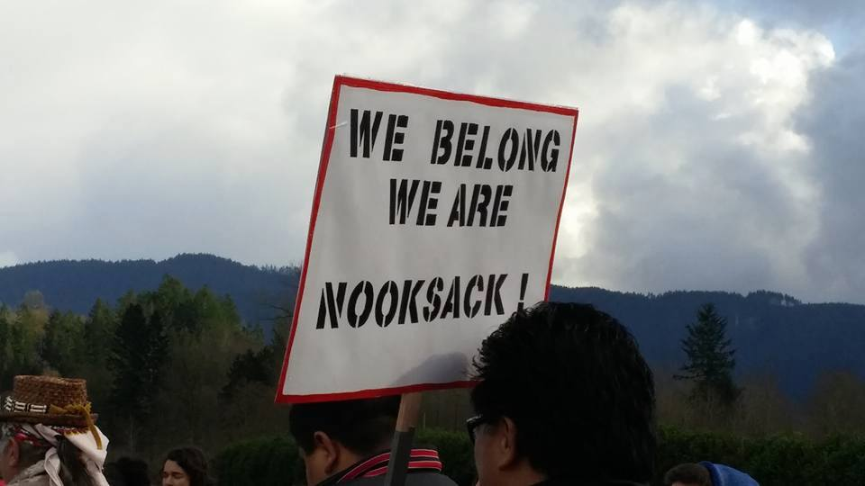 Nooksack Tribe tries to evict family amid mass enrollment purge