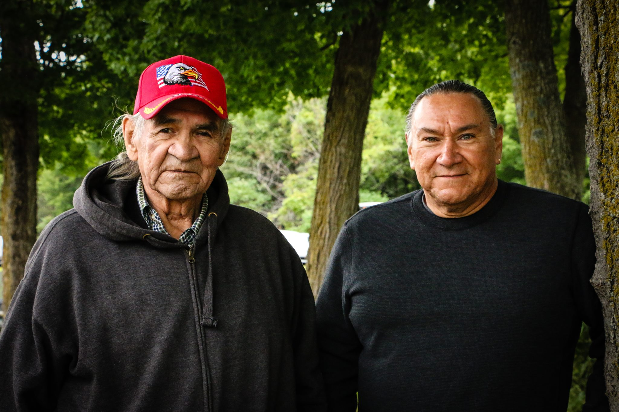 Arne Vainio: Saying Giigawaabamin (goodbye) to uncle and elder George Earth