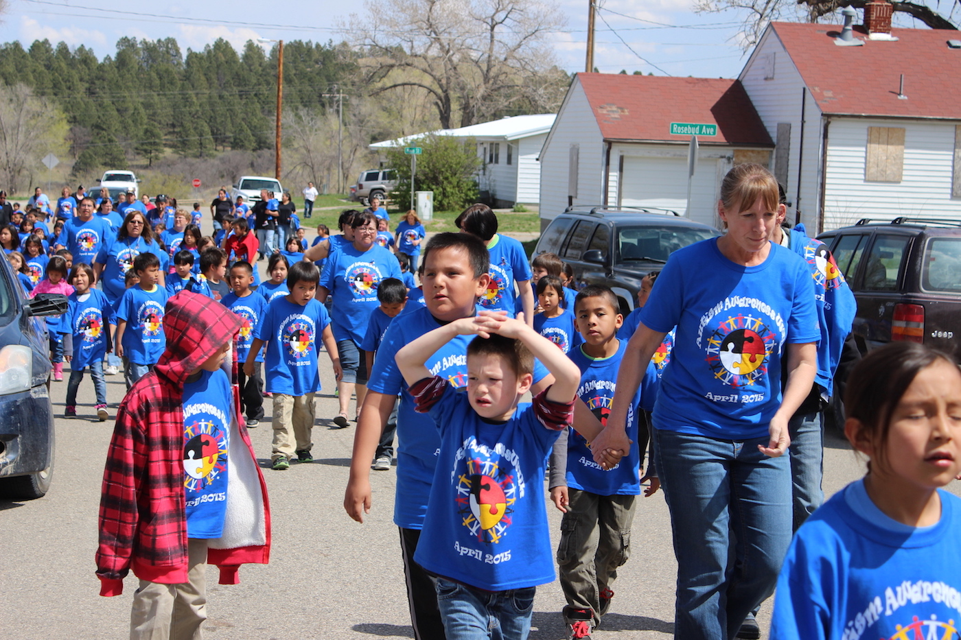 Lakota Country Times: Autism awareness on Rosebud Reservation