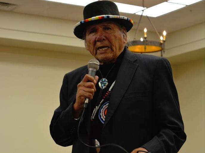 Ernestine Chasing Hawk: Dennis Banks professes love for Anna Mae