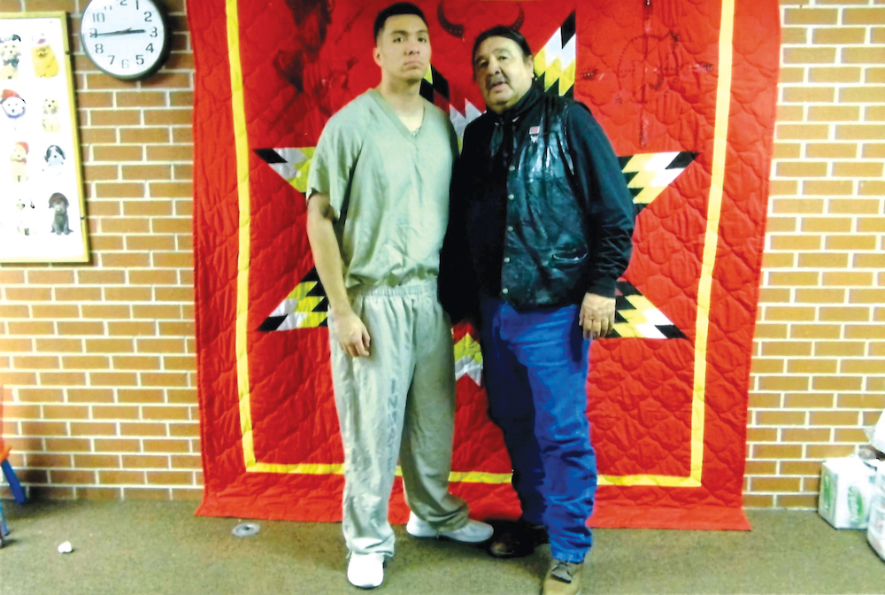 Native Sun News: Indian inmates segregated for ceremonial tobacco use