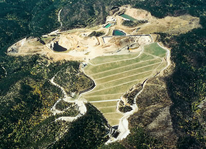 Native Sun News: Comments sought on Black Hills mine cleanup