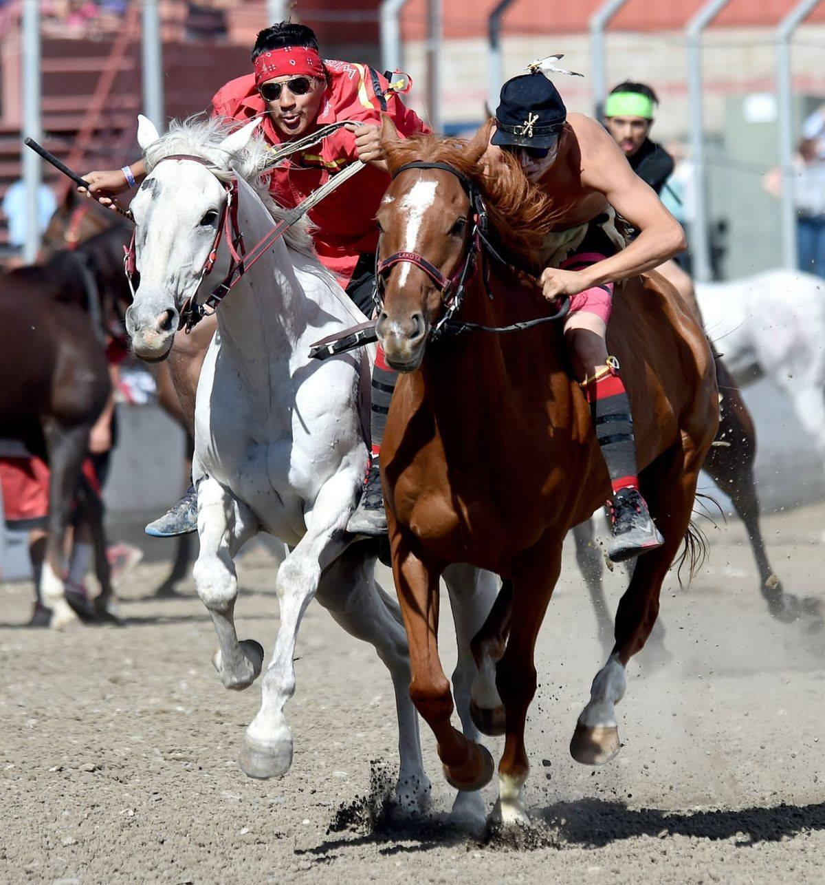 Muckleshoot Tribe to host $50K 'Gold Cup' for Indian relay racing
