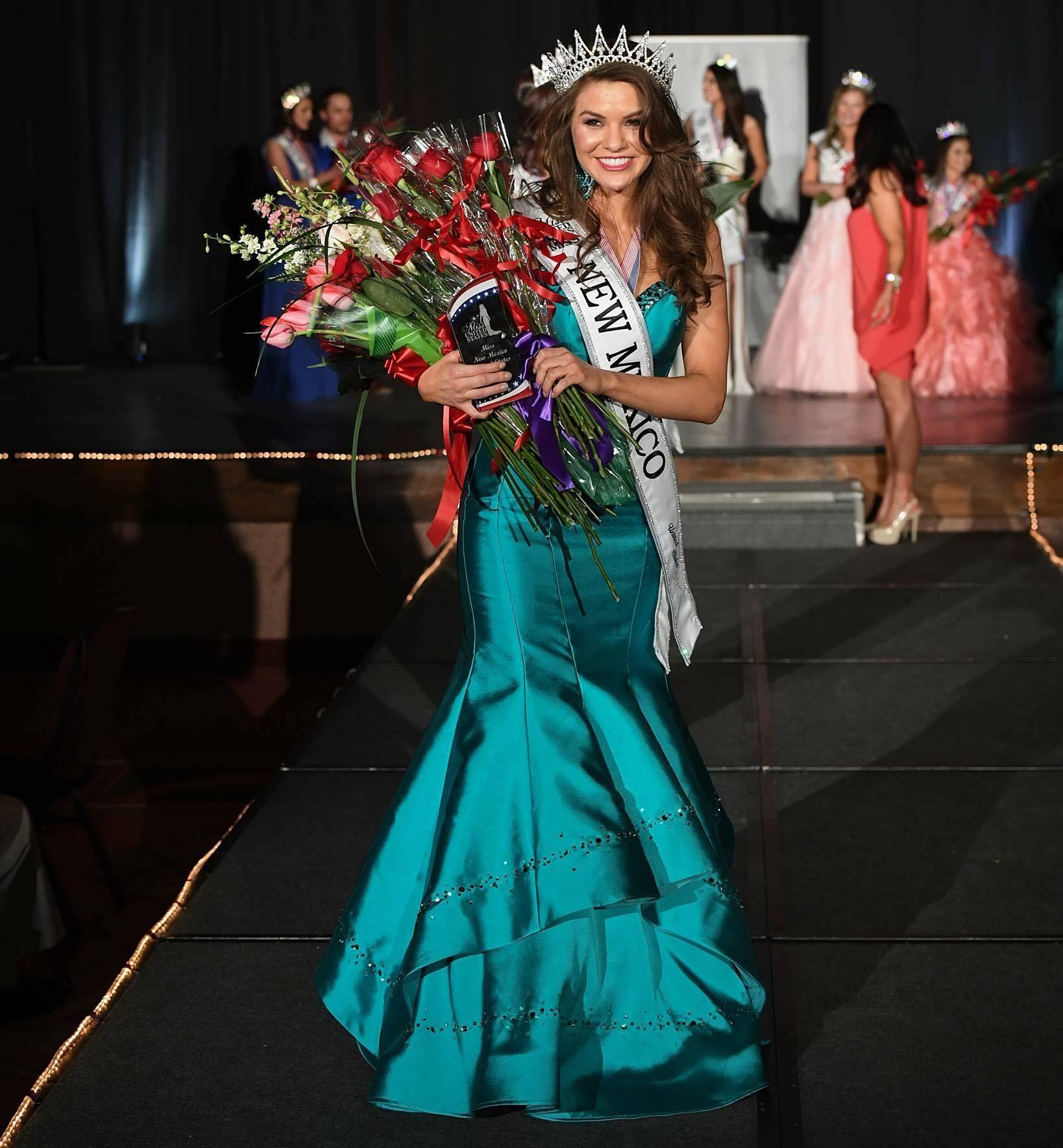 Mescalero Apache woman to compete for Miss United States
